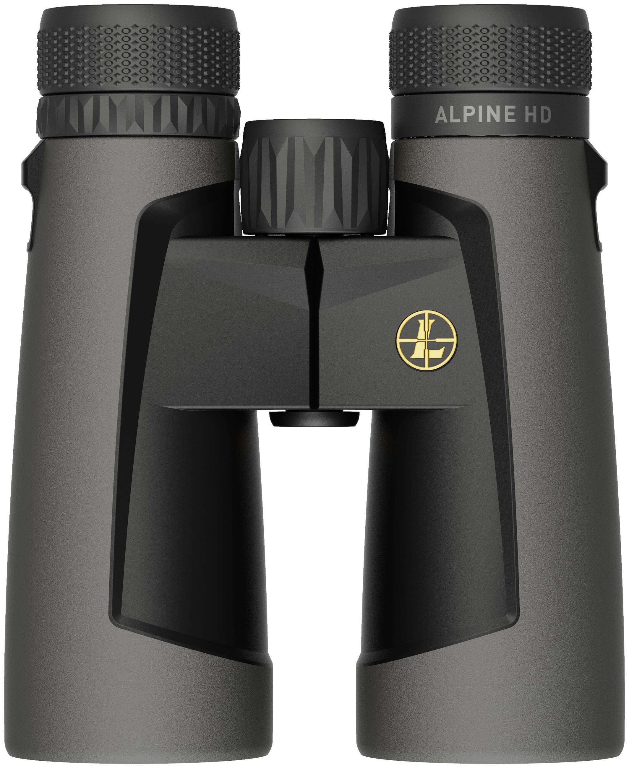 Leupold BX-2 Alpine HD 12x52mm Roof Shadow Gray Binoculars 181179