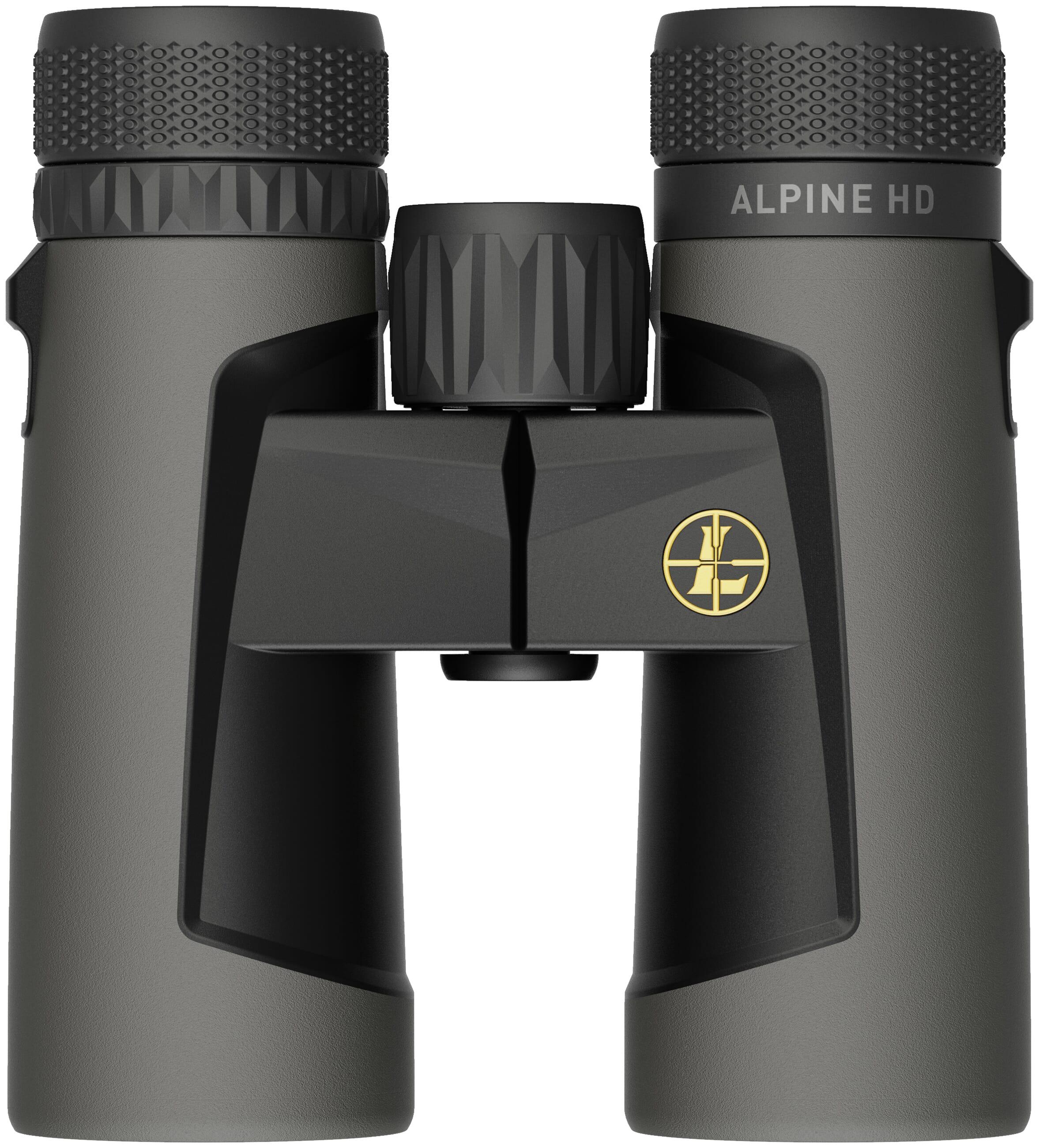 Leupold BX-2 Alpine HD 10x42mm Roof Shadow Gray Binoculars 181177