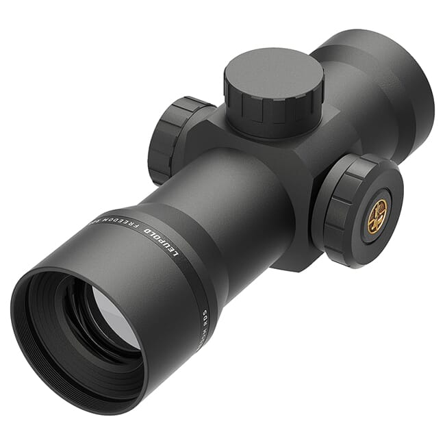 Leupold Freedom - RDS 1x34 (34mm) Red Dot 1.0 MOA Dot Black 180091