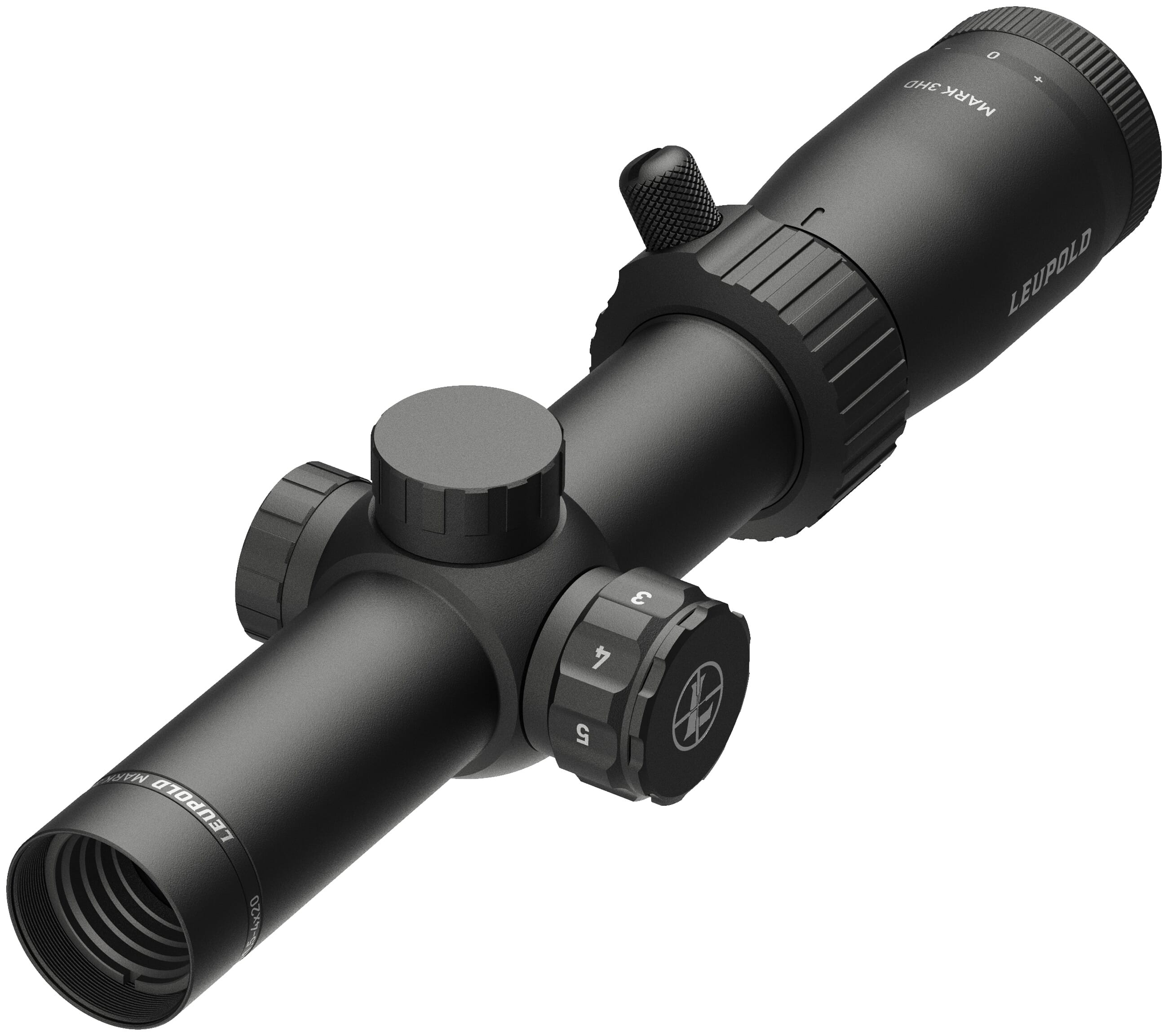 Leupold Mark 3HD 1.5-4x20 (30mm) Illum. FireDot BDC Riflescope 180663