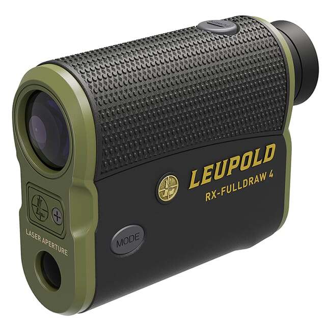 Leupold RX-FullDraw 4 with DNA Green OLED  Rangefinder 178763