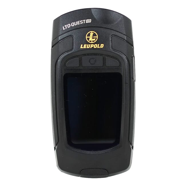 Leupold LTO Quest HD Thermal Viewer 173882  USED UA1778  Faint scratches on display