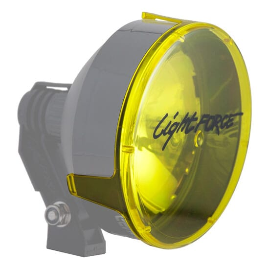Lightforce 170mm Striker Yellow Spot Filter FYSD