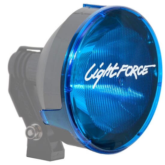 Lightforce 170mm Striker Blue Wide Filter FBLUSWSD