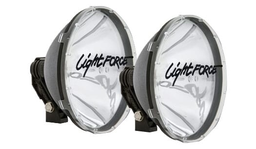 Lightforce Blitz 240mm 12V 35W HID Driving Lights