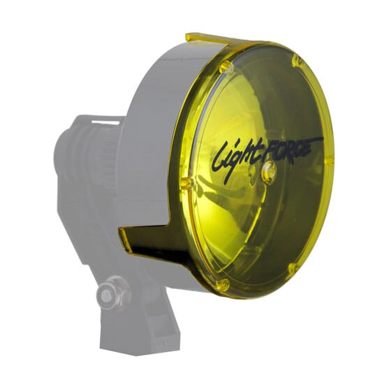 Lightforce 140mm Lance Yellow Spot Filter FYLD