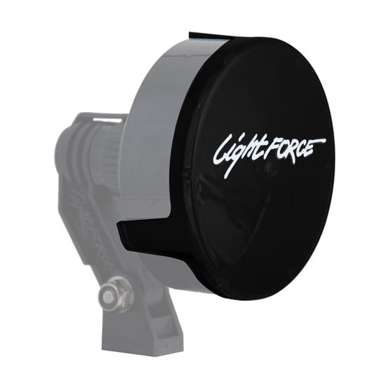 Lightforce Filter 140mm Lance - Black Cover CBLKLD