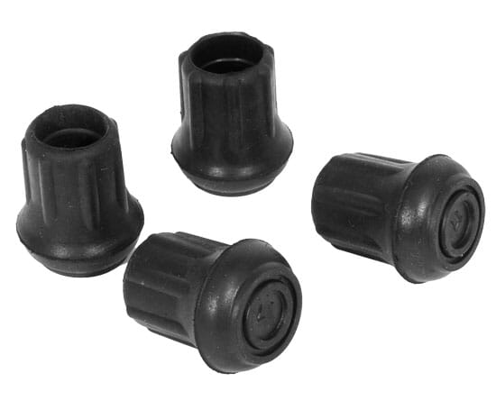 LRA Light Tactical & F-Class Rubber Feet