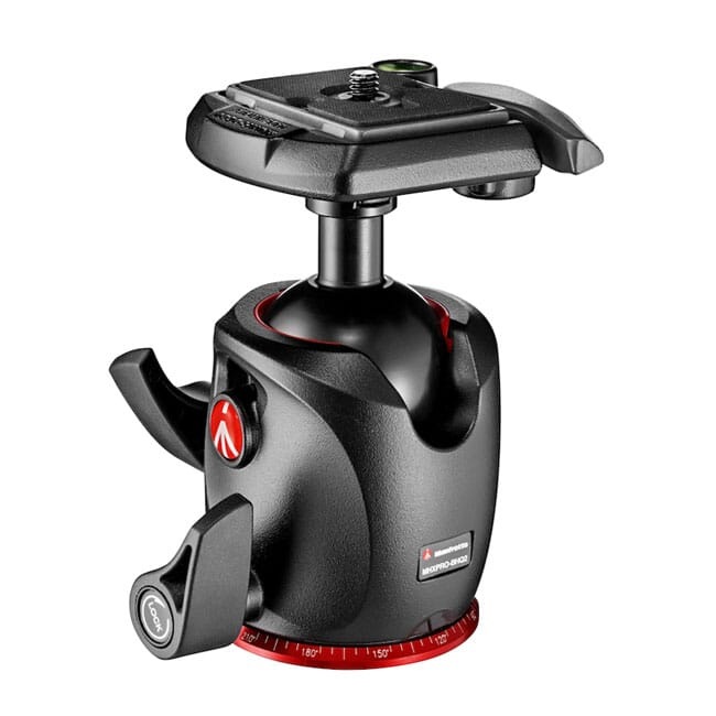 Manfrotto XPRO Ball Head Magnesium w/ 200PL Plate MHXPRO-BHQ2