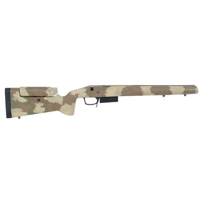 Manners T2A Remington 700 SA DBM Varmint Molded Woodland MCS-T2A-700SA-DBM-VMT-Woodland