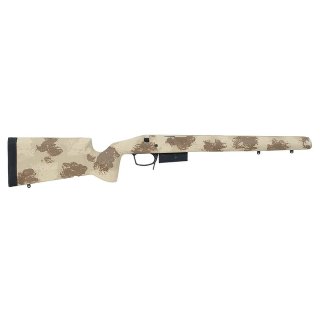 Manners T2 Remington 700 SA DBM Varmint Molded Desert MCS-T2-700SA-DBM-VMT-Desert