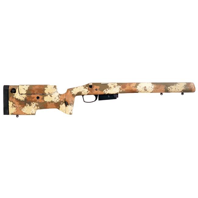 Manners TF4 Remington 700 SA DBM Varmint Molded Woodland MCS-TF4-700SA-DBM-VMT-Woodland