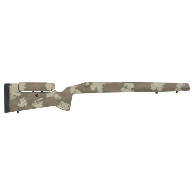 Manners T2A Remington 700 SA BDL #7 Molded Woodland MCS-T2A-700SA-BDL-#7-Woodland