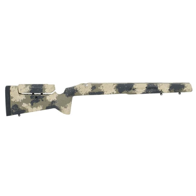 Manners T6A Tikka CTR drop-in stock - GAP Manners-TCTR-T6A-GAP