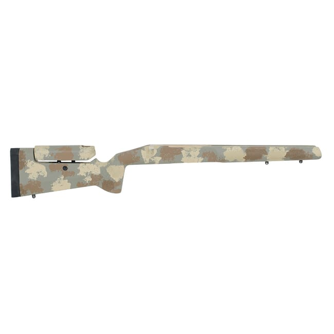 Manners T2A Remington 700 SA BDL Varmint Molded Forest MCS-T2A-700SA-BDL-VMT-Forest