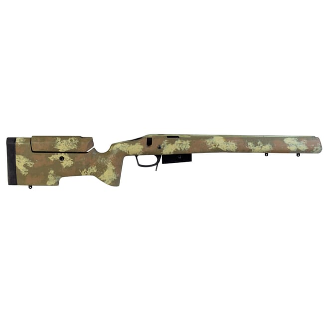 Manners T4A Remington 700 SA DBM Varmint Molded Woodland MCS-T4A-700SA-DBM-VMT-Woodland