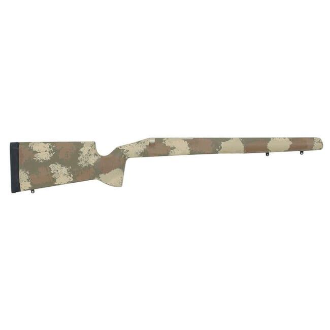 Manners T2 Remington 700 SA BDL Varmint Molded Woodland MCS-T2-700SA-BDL-VMT-Woodland