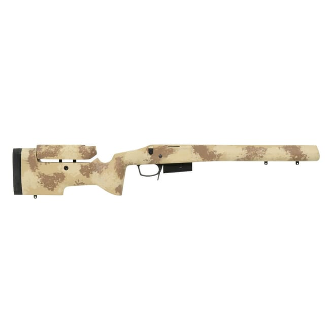 Manners T4A Remington 700 SA DBM Varmint Molded Desert MCS-T4A-700SA-DBM-VMT-Desert