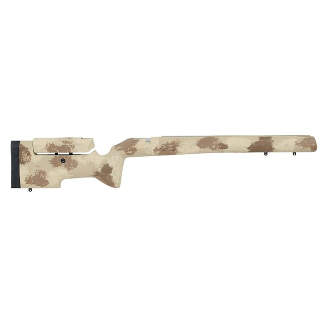 Manners T4A Tikka CTR drop-in stock - Desert Manners-TCTR-T4A-DS