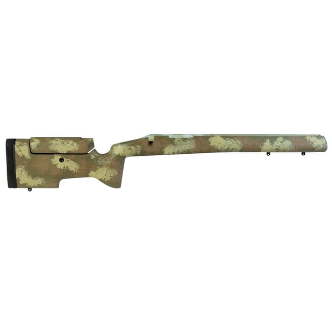Manners T4A Remington 700 SA BDL #7 Molded Woodland MCS-T4A-700SA-BDL-#7-Woodland