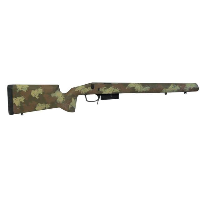 Manners T2 Remington 700 SA DBM Varmint Molded Woodland MCS-T2-700SA-DBM-VMT-Woodland