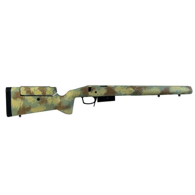 Manners T2A Remington 700 SA DBM Varmint Molded Forest MCS-T2A-700SA-DBM-VMT-Forest