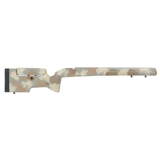 Manners T4A Tikka CTR drop-in stock - Forest Manners-TCTR-T4A-FR