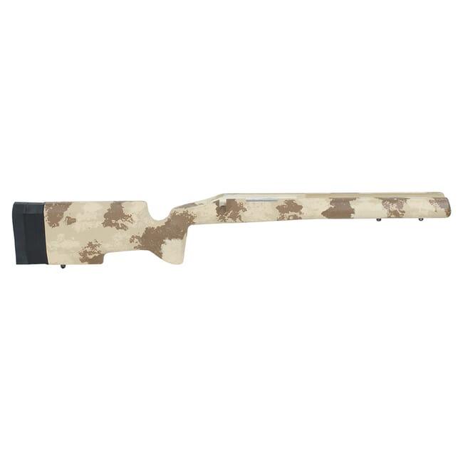 Manners T4 Remington 700 SA BDL Varmint Desert Camo Adj. butt with Limbsaver MCS-T4-700SA-BDL-VMT-Camo-AB/LS