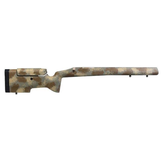 Manners T4A Remington 700 SA BDL Varmint Molded Forest MCS-T4A-700SA-BDL-VMT-Forest