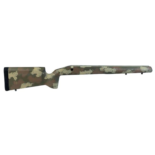 Manners T2 Remington 700 SA BDL #7 Molded Woodland MCS-T2-700SA-BDL-#7-Woodland