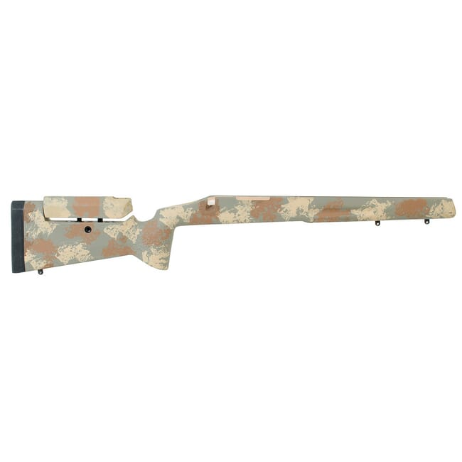 Manners T6A Remington 700 SA BDL #7 Woodland Stock