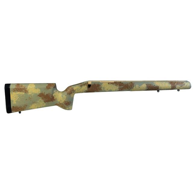 Manners T2 Remington 700 SA BDL Varmint Molded Forest MCS-T2-700SA-BDL-VMT-Forest