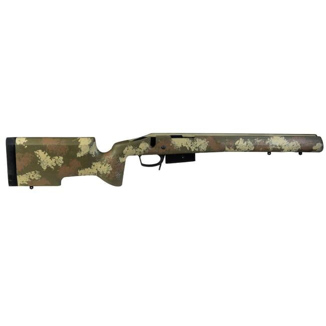 Manners T4 Remington 700 SA DBM Varmint Molded Woodland MCS-T4-700SA-DBM-VMT-Woodland
