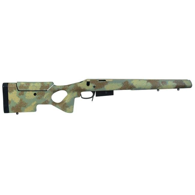 Manners T5A Remington 700 SA DBM Varmint Molded Forest MCS-T5A-700SA-DBM-VMT-Forest