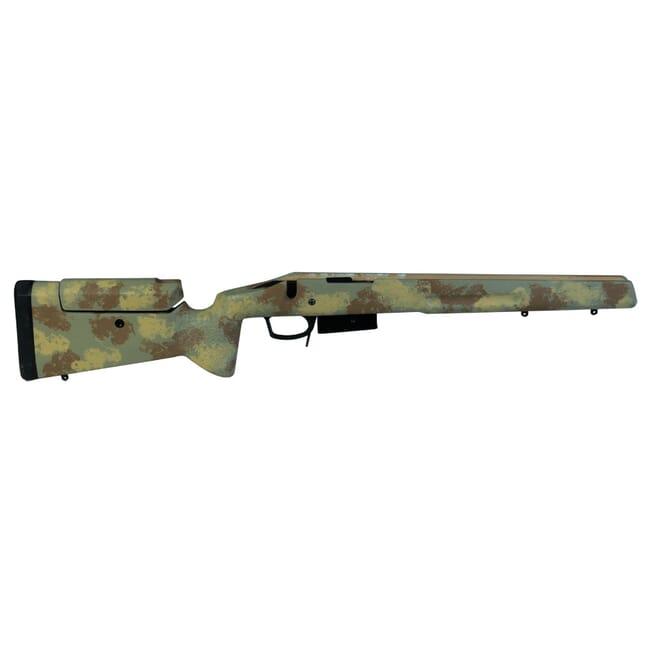 Manners T6A Remington 700 SA DBM Varmint Molded Forest MCS-T6A-700SA-DBM-VMT-Forest