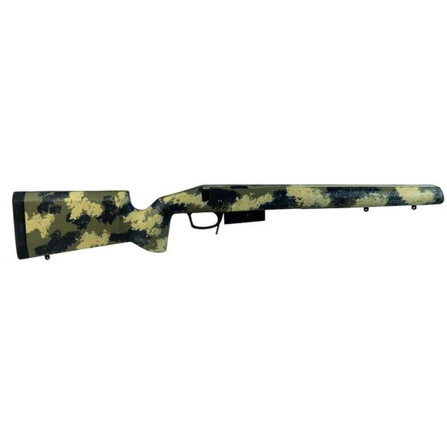 Manners T2 Remington 700 SA DBM Varmint Molded Gap MCS-T2-700SA-DBM-VMT-Gap