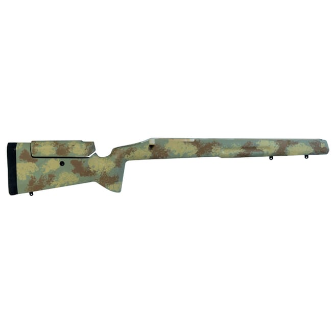 Manners T6A Remington 700 SA BDL Varmint Molded Forest MCS-T6A-700SA-BDL-VMT-Forest