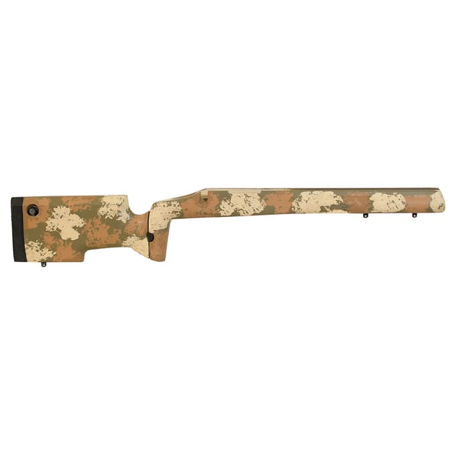 Manners  TF4 Remington 700 SA BDL #7 Molded Woodland MCS-TF4-700SA-BDL-#7-Woodland