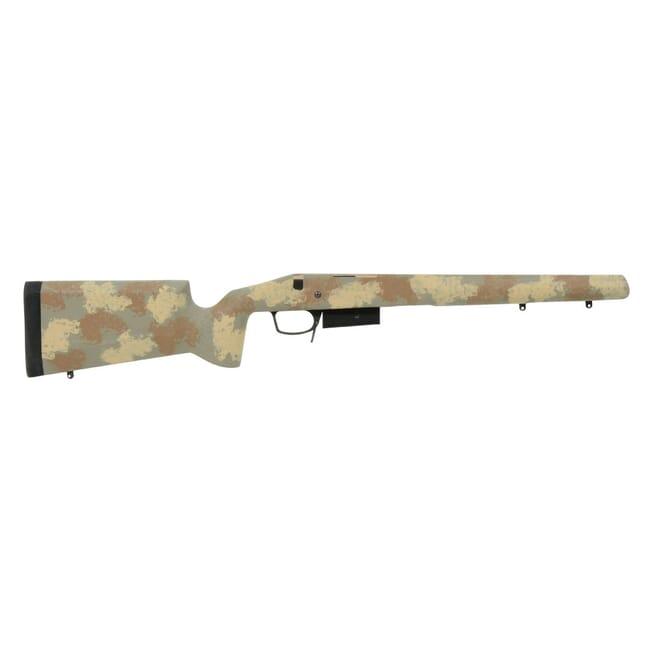 Manners T2 Remington 700 SA DBM Varmint Molded Forest MCS-T2-700SA-DBM-VMT-Forest