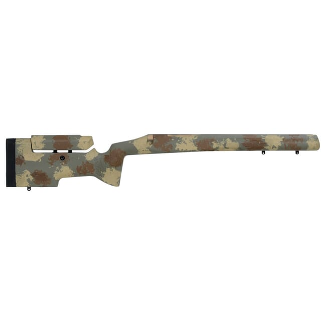 Manners T4A Remington 700 SA BDL #7 Molded Forest MCS-T4A-700SA-BDL-#7-Forest