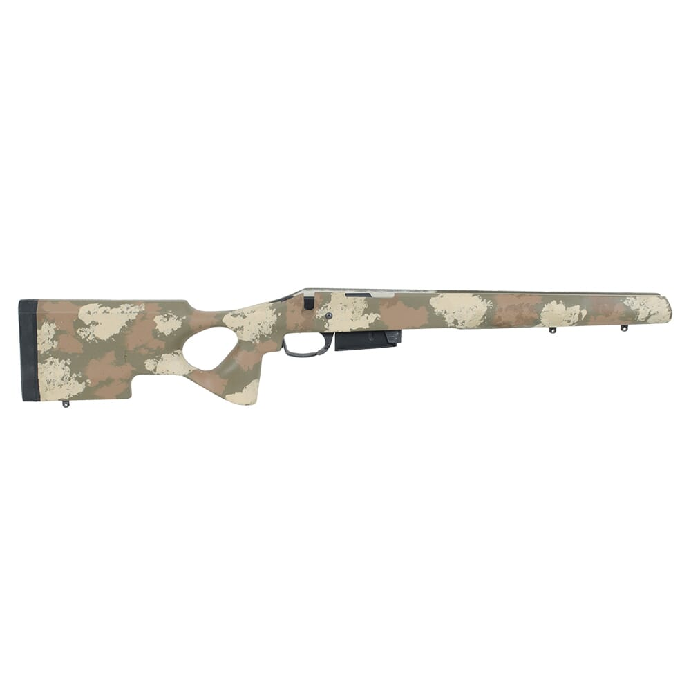 Manners T5 Remington 700 SA DBM Varmint Molded Woodland MCS-T5-700SA-DBM-VMT-Woodland