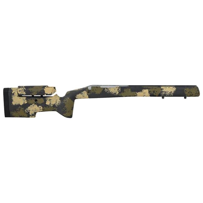 Manners T4A Remington 700 SA BDL Bartlein #7 Elite Tac Molded Gap - 2 Front Studs MCS-T4A-700SA-BDL-BRTLN-G