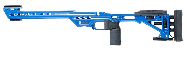 Masterpiece Arms Remington Short Action Left Hand BA Chassis 2019