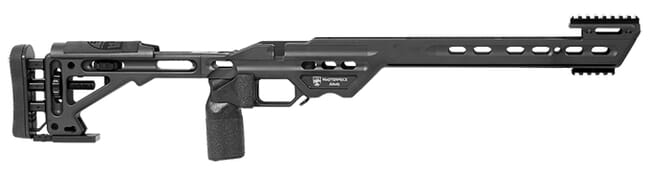 Masterpiece Arms Tikka  Short Action Right Hand Black BA Chassis
