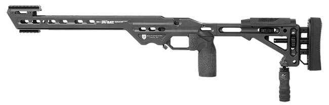 Masterpiece Arms BA Chassis Tikka SA LH Black