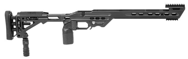Masterpiece Arms BA Chassis Tikka SA RH Black