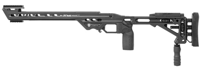 Masterpiece Arms BA Chassis Savage LA LH Black