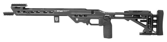 Masterpiece Arms BA Comp Chassis Tikka SA LH Black