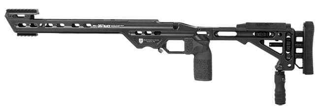 Masterpiece Arms BA Chassis Savage SA LH Black