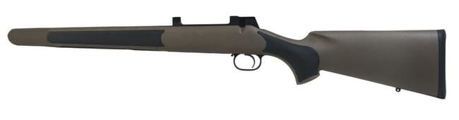 Mauser M03 Africa Extreme Stock ReceiverLeft Hand Khaki with Maglock M0321210